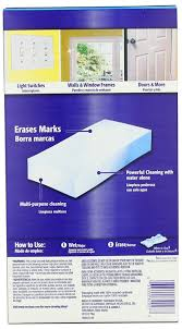 How To Get Scuff Marks Off Walls by Amazon Com Mr Clean Magic Eraser Multi Surface Cleaner Original