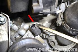 mercedes benz w203 coolant temperature sensor replacement 2001
