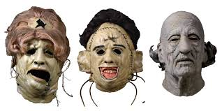 Texas Chainsaw Massacre Halloween Costume Texas Chainsaw Massacre Halloween Masks Trick