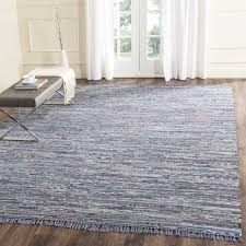 Rag Area Rug Beachcrest Home Eastport Rag Woven Contemporary Area Rug