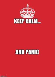 Keep Calm Meme Creator - keep calm and be ironic imgflip