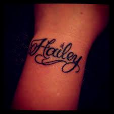 name tattoos on wrist 2 best tattoos