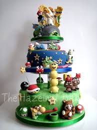mario cake spectacular mario wedding cake pics global news