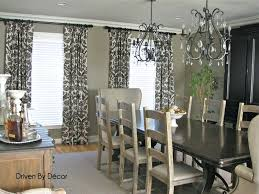 Dining Room Curtain Ideas Cool Dining Room Curtains Gallery Best Ideas Exterior