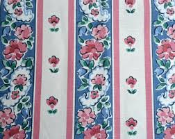 Waverly Upholstery Fabric Navy Orange Upholstery Fabric Pink Blue Striped Furniture