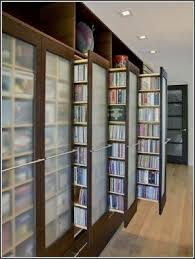 Wooden Cd Storage Rack Plans by Cd Storage Cabinet Wood Foter