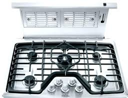 30 Inch 5 Burner Gas Cooktop Gas Stove With Downdraft Ventilation System April Piluso In
