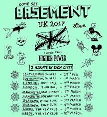 basement have announced a super intimate tour news rock sound