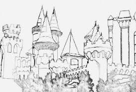 dessins de monuments à colorier