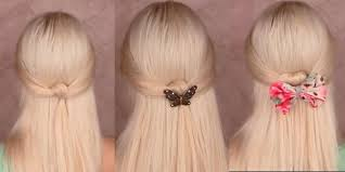 tutorial menata rambut panjang simple tutorial praktis ikat rambut simpul untuk rambut panjang vemale com