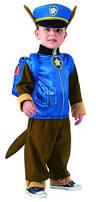spirit halloween costumes for kids girls amazon com paw patrol chase boy u0027s costume toys u0026 games