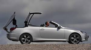 lexus convertible 2011 2017 lexus is 250 c convertible youtube