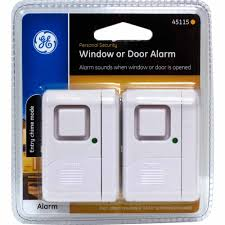 ge window door alarm 4pk walmart com