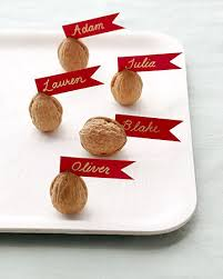 50 thanksgiving place card crafts projects saturday inspiration
