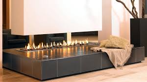 double sided fireplace inserts gas contemporary open hearth ideas