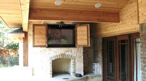 cabinet outdoor tv cabinet plans amazing outdoor tv cabinet