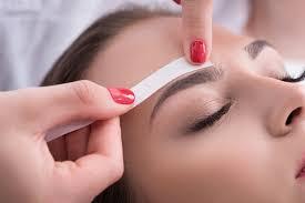 eyebrow waxing and nail salons near me waxing unique nail salon spa