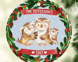 ornaments 2017 etsy