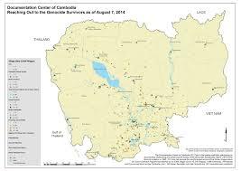 Map Of Mass Documentation Center Of Cambodia Dc Cam