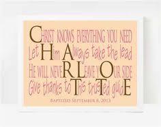 christian baptism gifts personalized baptism gifts 8x10 print catholic baptism gifts