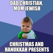 Christian Christmas Memes - success kid meme imgflip
