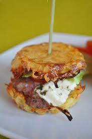 cuisiner un hamburger galettes de pommes de terre comme des hamburgers on en redemande
