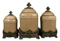 fleur de lis canisters for the kitchen canister set for the home canister sets kitchens