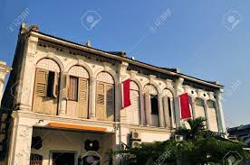 colonial architecture sino portuguese colonial architecture house in georgetown penang
