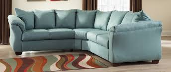 Blue Sectional With Chaise Sectionals