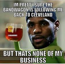 Cleveland Meme - funniest lebron james leaves miami heat memes more than stats