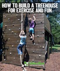 How To Build A Backyard Zip Line by Best 25 Treehouse Ideas Ideas On Pinterest Treehouses