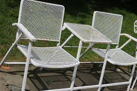 Vintage Wrought Iron Patio Furniture by Vintage Wrought Iron Patio Furniture Salterini Tempestini Woodard