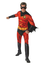 halloween costume robin comic book robin costume escapade uk