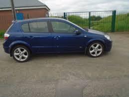 05 vauxhall astra sri 1 7 turbo diesel 5 dr met blue 100 b h pwr