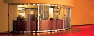 Overhead Security Door Security Grilles 681 Series By Overhead Door Corporation Jpg