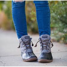 womens duck boots canada best 25 sperry boots ideas on sperry winter boots