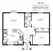 1 bedroom guest house floor plans 1 bedroom guest house floor plans