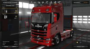 mega truck trade of trucks mega mod 1 28 x ets2 mod for european truck