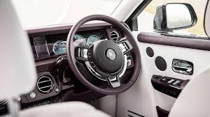 rolls royce steering wheel rolls royce prepares all electric phantom