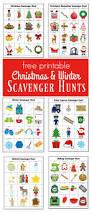 the 25 best christmas scavenger hunt ideas on pinterest