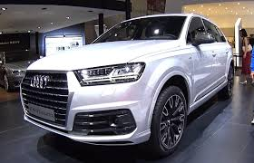 suv audi 2016 2017 audi q7 suv has arrived in china new audi q7 2016