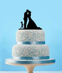 family wedding cake toppers this blended family cake topper wins the honorary brady bunch