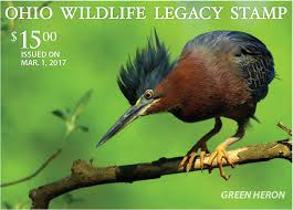 Ohio wildlife images Ohio wildlife legacy stamp jpg
