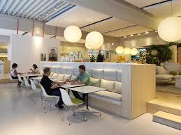 Vitra Reception Desk Vitra Contract Table ø 70 Cm Hpl White With Black Plastic Edges