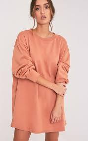 jumper dresses women u0027s knitted dresses prettylittlething