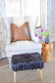 Wingback Chairs Leather 6 Simple Tips For Updating A Traditional Chair Zdesign At Home