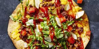 California Pizza Kitchen Tostada Pizza Cheeseburger Pizza Recipe