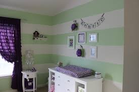 Pink And Green Nursery Decor Purple And Green Nursery Project Nursery