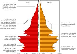 china statistics bureau china population by age and