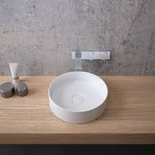 vitra memoria mineralcast round basin 40cm southern innovations